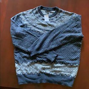 J Crew Christmas Sweater